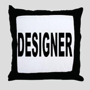Designer Throw Pillow
