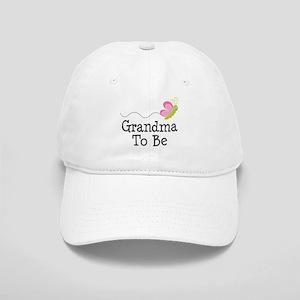 Grandma To Be Cap