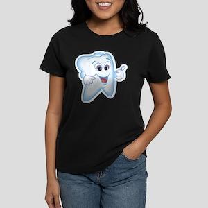 Funny Dentist Dental Humor Women's Dark T-Shirt