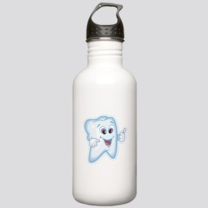 Funny Dentist Dental Humor Stainless Water Bottle