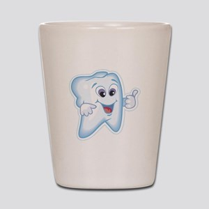 Funny Dentist Dental Humor Shot Glass