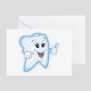 Dental greeting cards cafepress funny dentist dental humor greeting card m4hsunfo