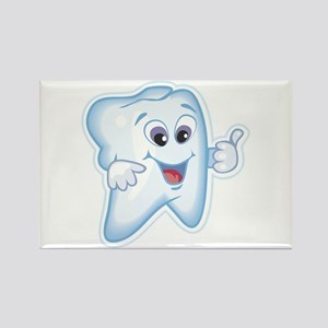 Funny Dentist Dental Humor Rectangle Magnet