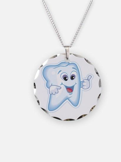 Funny Dentist Dental Humor Necklace