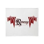 Revenge Throw Blanket