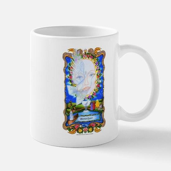 woman Mugs