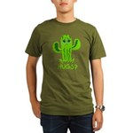Hugs? Organic Men's T-Shirt (dark)