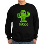 Hugs? Sweatshirt (dark)