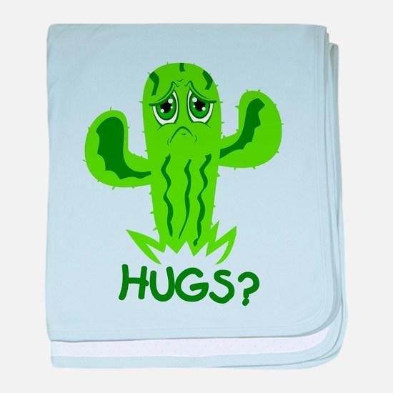 Hugs? baby blanket