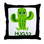 Hugs? Throw Pillow