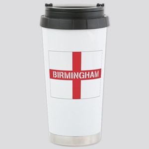 BRUM GEORGE Stainless Steel Travel Mug