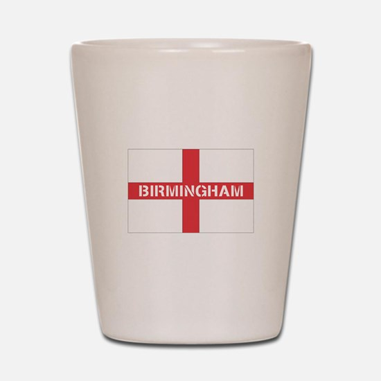 BRUM GEORGE Shot Glass