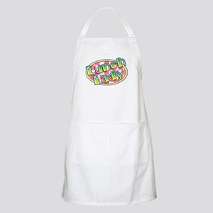 Lunch Lady BBQ Apron