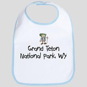 Hike Grand Teton (Boy) Bib