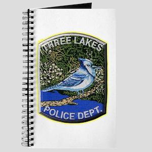 Three Lakes Police Journal