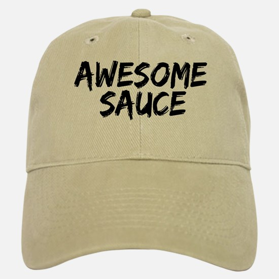 Awesome Sauce Baseball Baseball Cap
