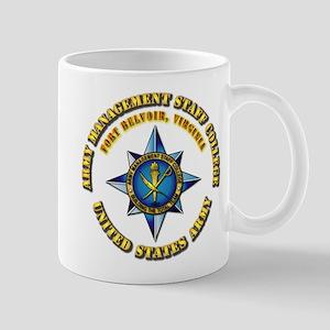 EMBLEM - Army Management Staff College Mug