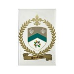 SANSFACON Family Crest Rectangle Magnet (100 pack)