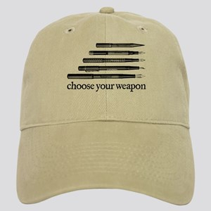 Choose Your Weapon Cap