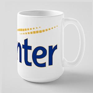 Inter milan Large Mug