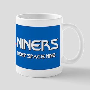 DS Niners Bumper Sticker Mugs