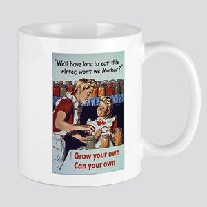 Lot's to Eat Garden Mug