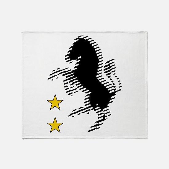 Juventus Throw Blanket