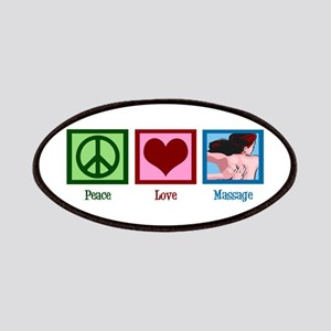 Peace Love Massage Patches