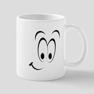 Cartoon Smile Mug