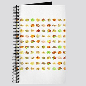 Sweets and Candy Journal