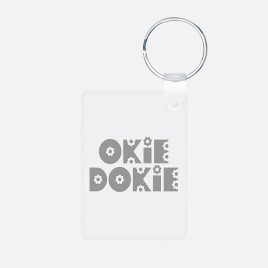 OkieDokie_Fa_Gray Keychains