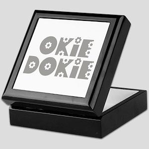 OkieDokie_Fa_Gray Keepsake Box