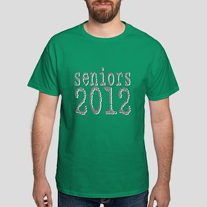 2012 Typo Grey Dark T-Shirt