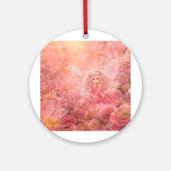 Believe in Tomorrow Ornament (Round)