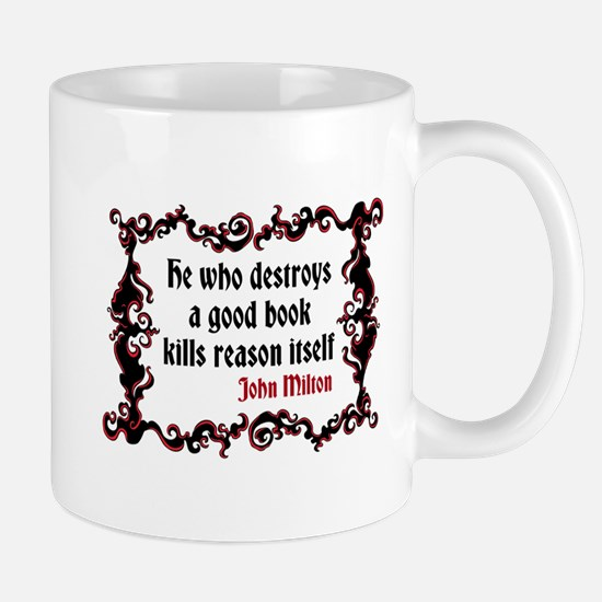 To Kill Reason Mug