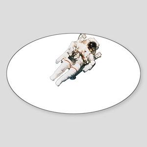 MMU Sticker (Oval)