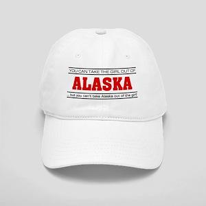 'Girl From Alaska' Cap