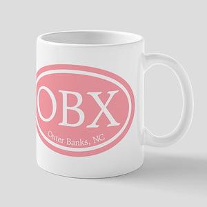 OBX Pink Outer Banks Mug