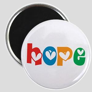Hope_4Color_1 Magnet