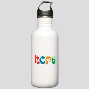 Hope_4Color_1 Stainless Water Bottle 1.0L