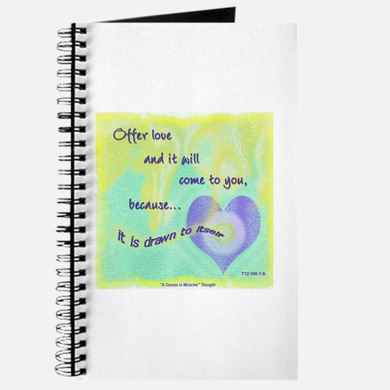 ACIM-Offer Love Journal