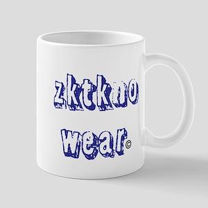 zktkno wear blue2 Mug