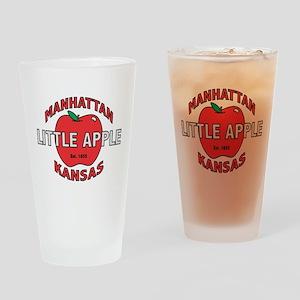 Little Apple Drinking Glass