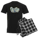 Papillon Men's Dark Pajamas