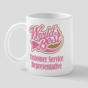 Customer Service Representative Gift Mug