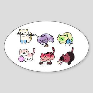 Neko Atsume: Steven Universe V1 Sticker