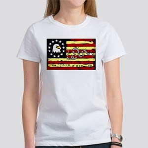 """""""Join or Die!"""" Women's T-Shirt"""