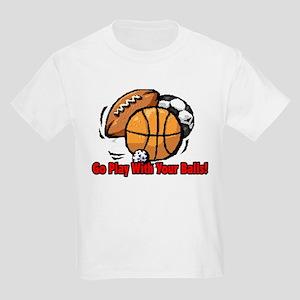 Rather Wrestle Kids T-Shirt