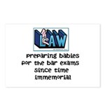 Legal Mother's Postcards (Package of 8)