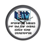 Legal Mother's Wall Clock